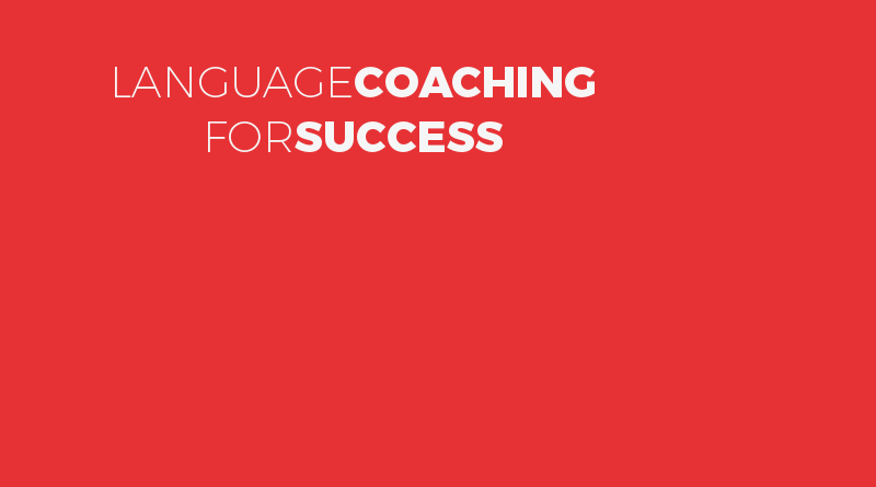 Language Coaching For Success